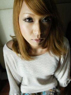 Азиатка похвасталась бельем и осталась голой