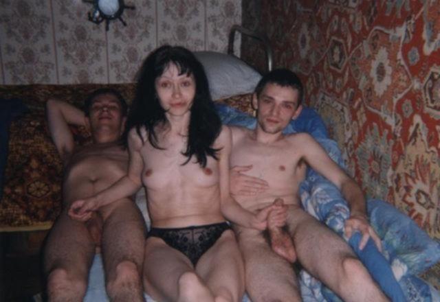Домашний секс времен союза