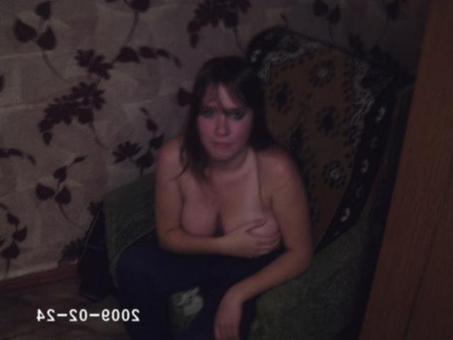 Большегрудая молдованка показала себя