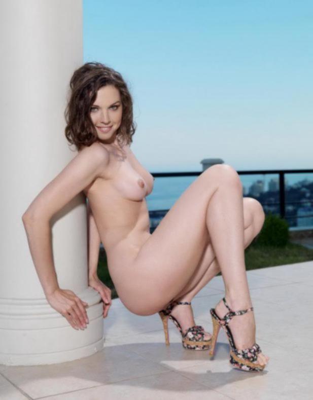Сексуальные леди без одежды