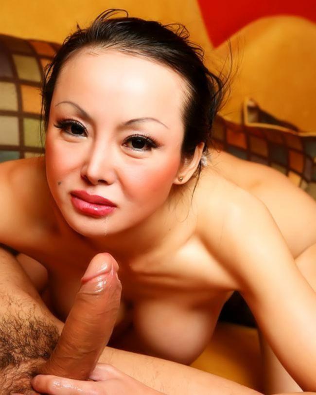 Сексапильная азиатка решила заняться анальным сексом